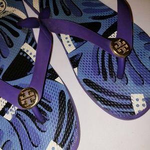 Tory Burch Shoes - TORY BURCH FLIP FLOP THONG SANDALS